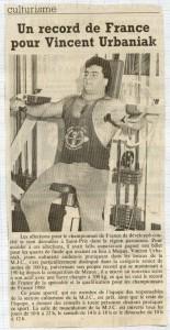 Vincent Urb. fÚvrier 1989